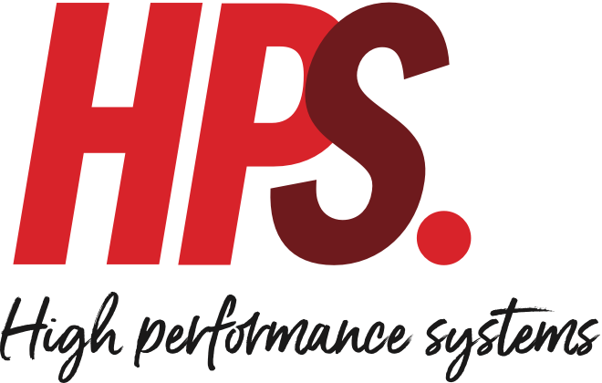 Logotyp HPS High Performance Systems